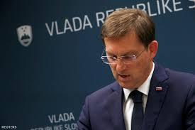 szlovén lemondott